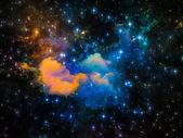 Nebulosa pintado — Foto de Stock