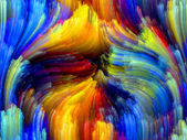 Colorful Burst — Foto Stock