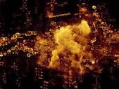 Chemie energie — Stockfoto