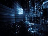 Future Industry — Stockfoto