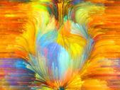 Virtuele kleur — Stockfoto