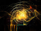 Synergies of DNA — Stock Photo