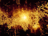 Dance of Chemistry — Stockfoto