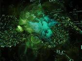 Química de la vida — Foto de Stock