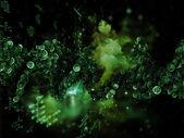 Chemie samenstelling — Stockfoto