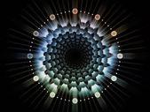 Symmetry Dial — Stockfoto