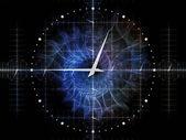 Time Grid — Foto de Stock