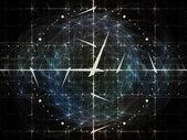 Time Grid — Stockfoto