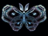 Cool fjäril — Stockfoto