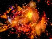 Magic of Space — Stock Photo