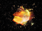 Realms of Nebula — Stock Photo