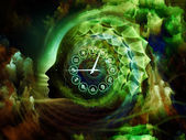 Time — Foto Stock