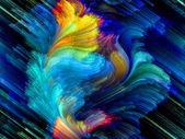 Kolorowy seria — Zdjęcie stockowe