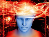 Mind Stream — Stock fotografie