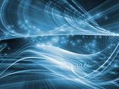 Fractal Realms Technologies — Stock Photo