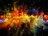 Space Design — Stock Photo