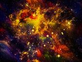 Nebula Lights — Stock fotografie