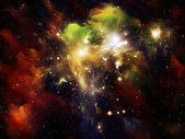Nebula Design — Stock fotografie