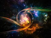 Nebula Vortex — Stock fotografie
