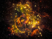 Nebula Illusions — Stock Photo