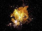 星雲の夢 — ストック写真