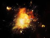 Nebula Texture — Stock fotografie