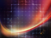 Space Fluctuation — Stock Photo
