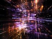 Future City — Stock Photo