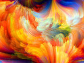 Colorful Burst — Stock Photo