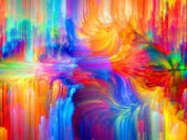 Colorful Dynamics — Stock Photo