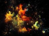 美しい星雲 — ストック写真
