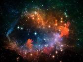 Exploding Nebula — Stock Photo