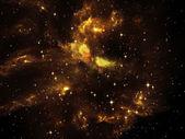 Lights of Cosmos — Stock Photo