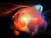 宇宙の渦 — ストック写真