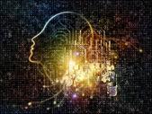 Artificial Intelligence — Foto de Stock