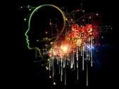 Artificial Intelligence  — Zdjęcie stockowe