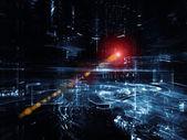 Evolving City — Stock Photo