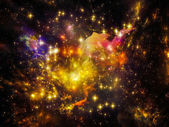 Nebula Illusions — Stockfoto