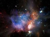 Energy of Space — Stock Photo