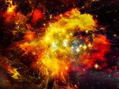Nebula Dreams — Stock Photo
