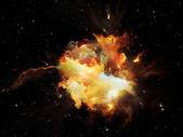 Advance of Nebula — Foto de Stock