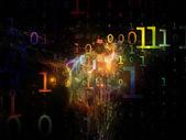 Computing Numbers — Stock Photo
