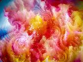 Nebulosa estrella — Foto de Stock
