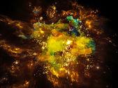 Depth of Nebula — Stock Photo