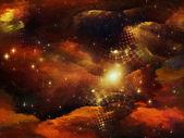 Sueños de nebulosa — Foto de Stock