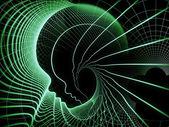 Despliegue de la geometría del alma — Foto de Stock