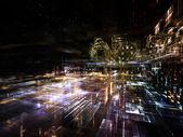 City Lights — Stock Photo
