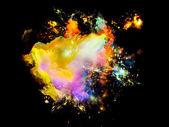 Nebula Glow — Stock Photo