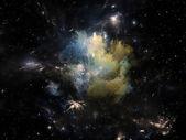 Nebula Texture — Stok fotoğraf
