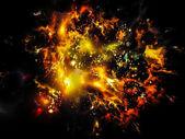 Inner Cosmos — Stock Photo